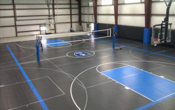 Why Rubber Flooring is more better then PVC Flooring